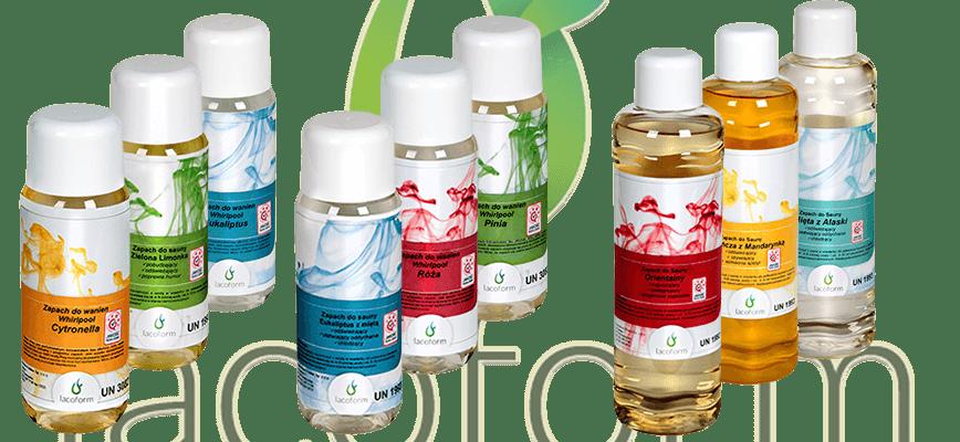 chemoform prod zbiorcze lacoform - Lacoform – zapachy do sauny i łaźni parowej